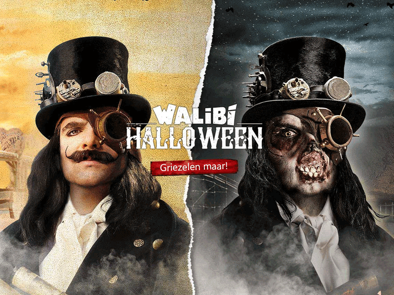 halloween walibi belgium