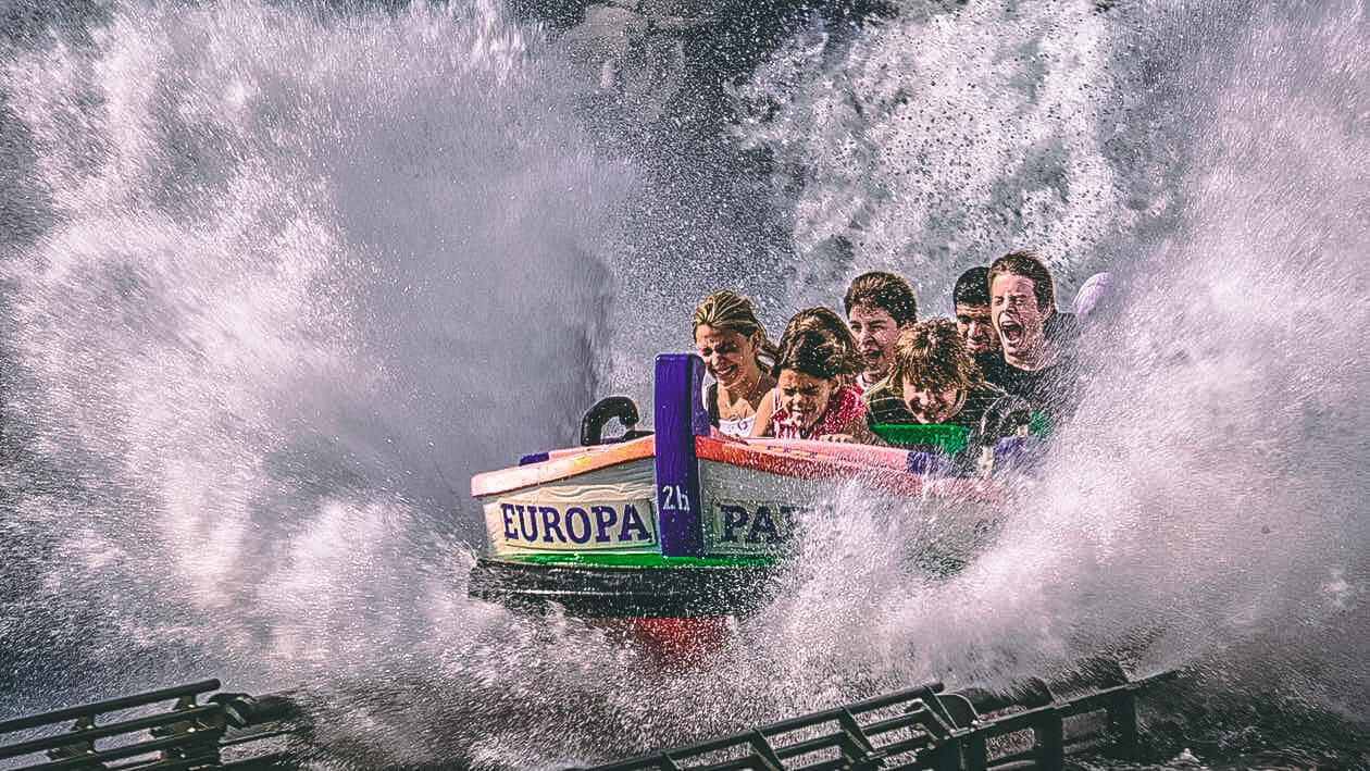 Europa-Park boot