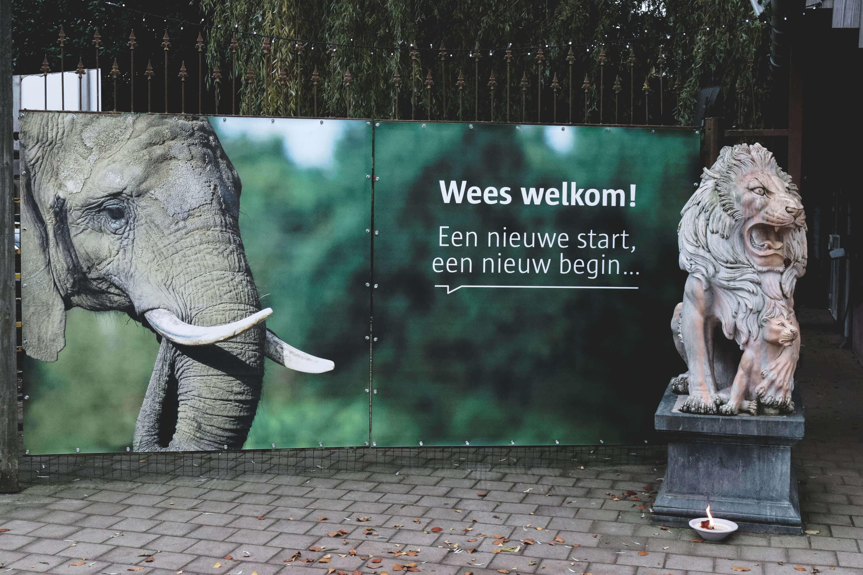 inkom Olmense Zoo