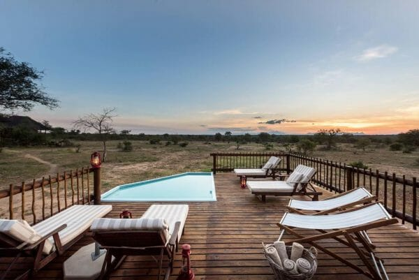 nThambo Tree Camp Zuid-Afrika Klaserie