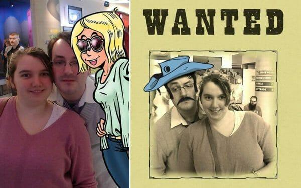 ervaring sara en bram comics station antwerp stripfiguren